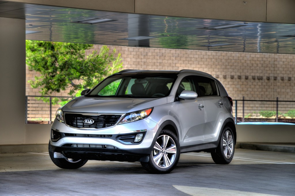 2016 kia sportage review, ratings, specs, prices, and photos - the