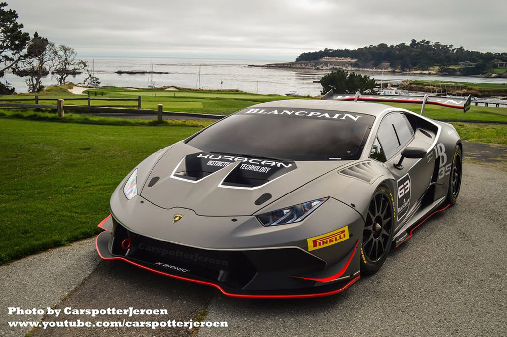 lamborghini hurac n lp 610 4 super trofeo racer revealed. Black Bedroom Furniture Sets. Home Design Ideas