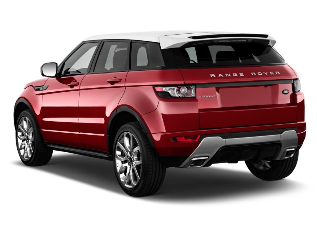 Image 2015 Land Rover Range Rover Evoque 5dr Hb Pure