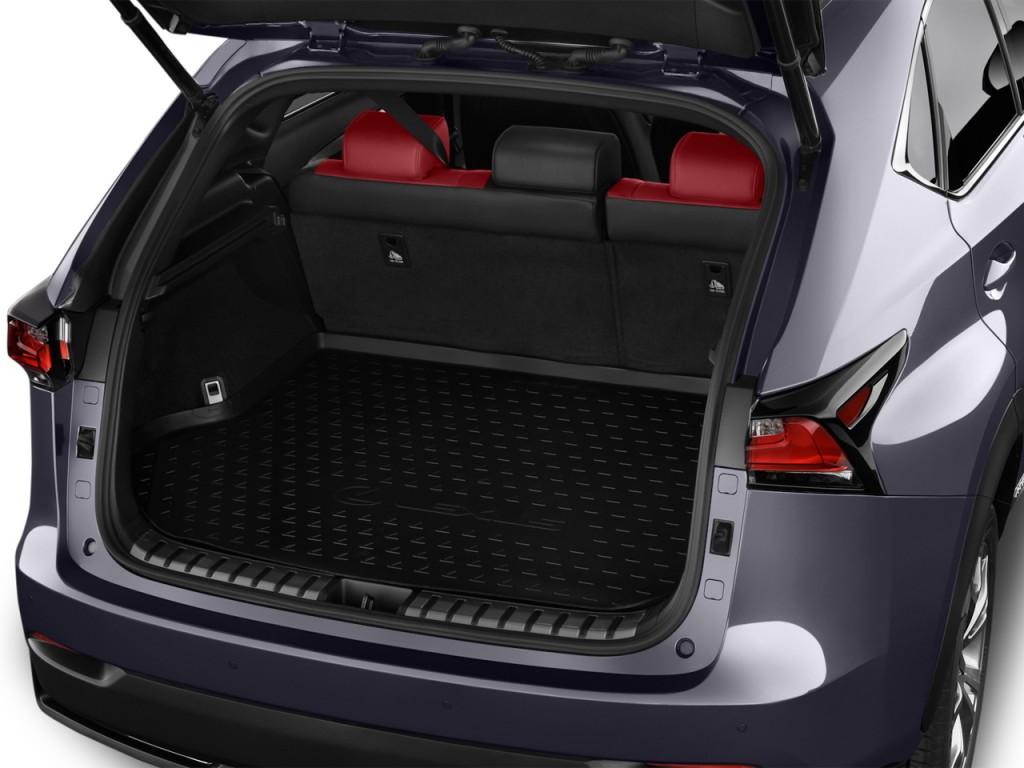 Image 2015 Lexus Nx 300h Fwd 4 Door Trunk Size 1024 X