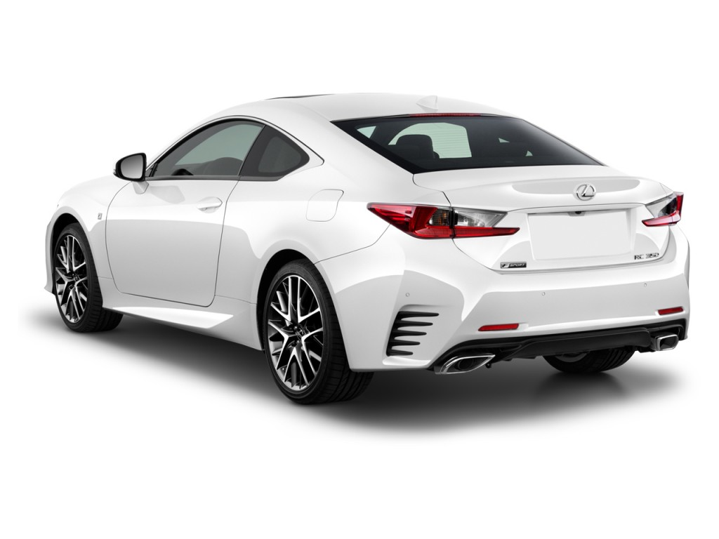 2017 Nissan Altima >> Image: 2015 Lexus RC 350 2-door Coupe AWD Angular Rear Exterior View, size: 1024 x 768, type ...