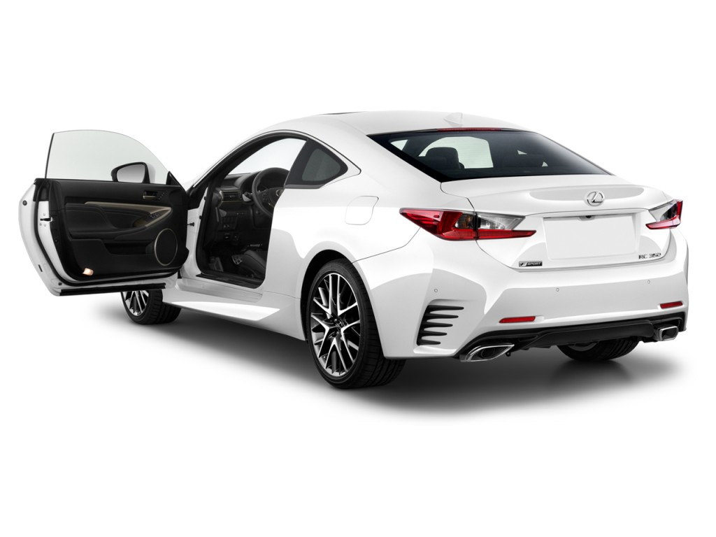Image 2015 Lexus Rc 350 2 Door Coupe Awd Open Doors Size