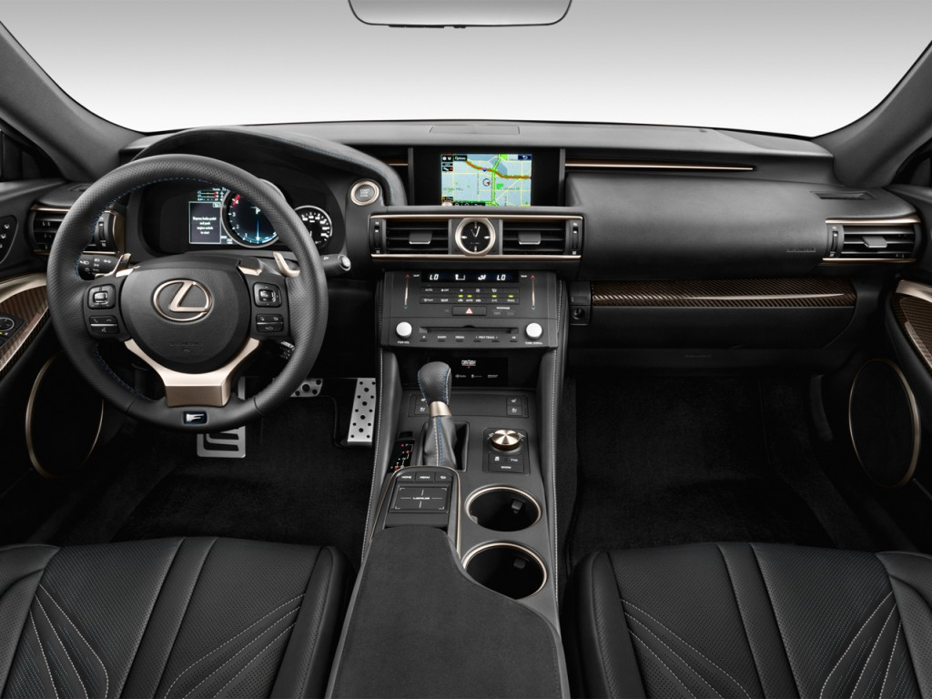 image 2015 lexus rc f 2 door coupe dashboard size 1024 x 768 type gif posted on december. Black Bedroom Furniture Sets. Home Design Ideas