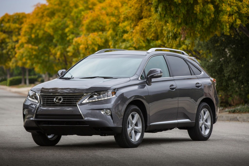 2015 Lexus RX 350 Review, Ratings, Specs, Prices, and Photos - The ...