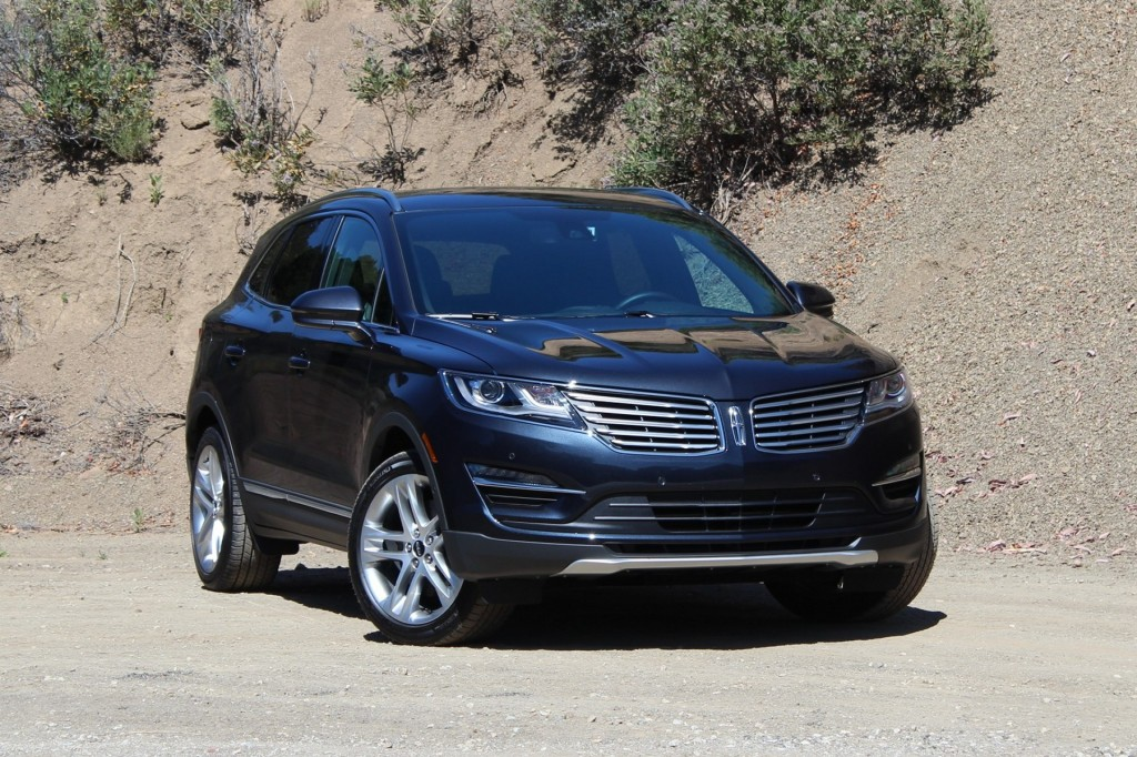 Image: 2015 Lincoln MKC - First Drive, June 2014, size ...