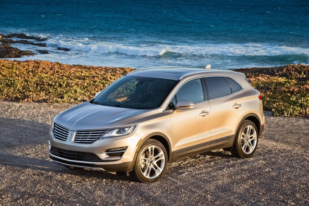 2015 Lincoln MKC: Best Car To Buy Nominee