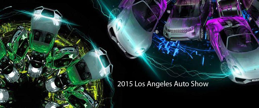 2015 Los Angeles Auto Show logo