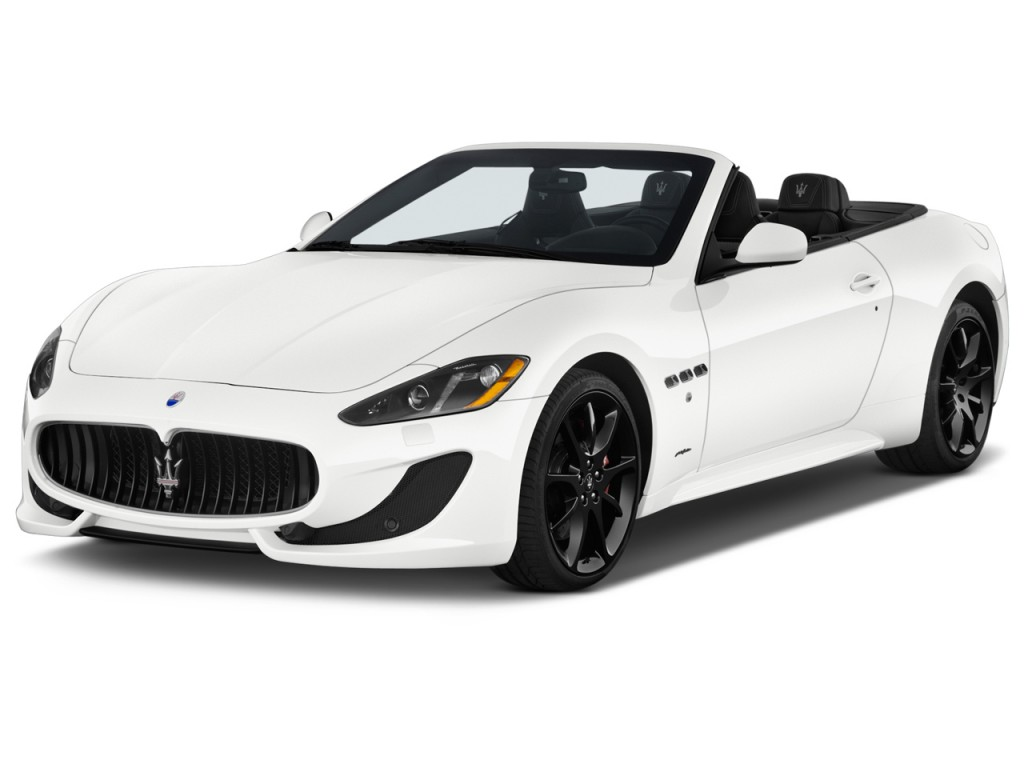 2017 Maserati Granturismo Review Ratings Specs Prices And Photos The Car Connection