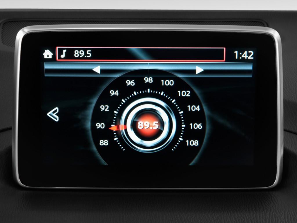 Image: 2015 Mazda MAZDA3 5dr HB Auto i Grand Touring Audio ...