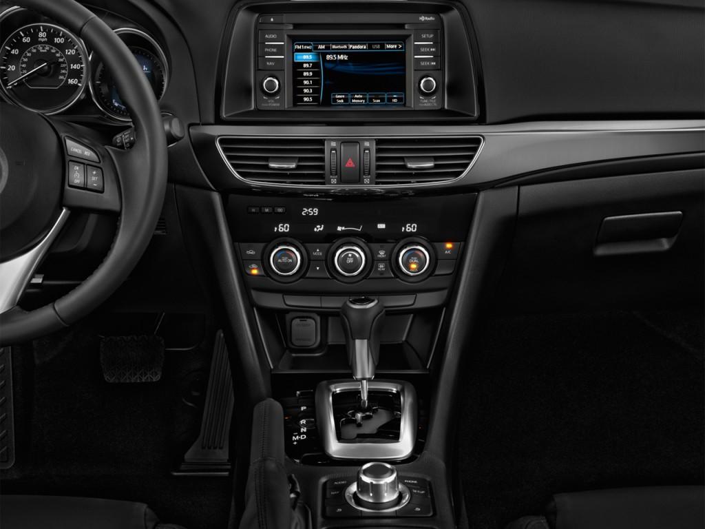 Image 2015 Mazda Mazda6 4 Door Sedan Auto I Touring Instrument Panel Size 1024 X 768 Type