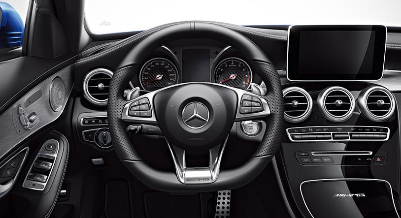 2015 Mercedes-Benz C63 AMG