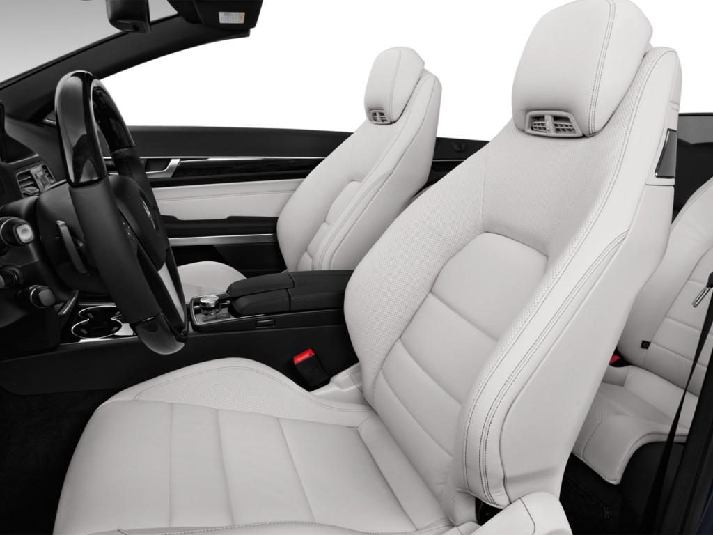 Image 2015 Mercedes Benz E Class 2 Door Cabriolet E400