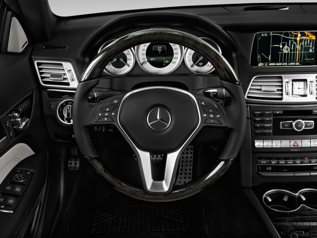 image 2015 mercedes benz e class 2 door coupe e400 rwd steering wheel size 1024 x 768 type. Black Bedroom Furniture Sets. Home Design Ideas