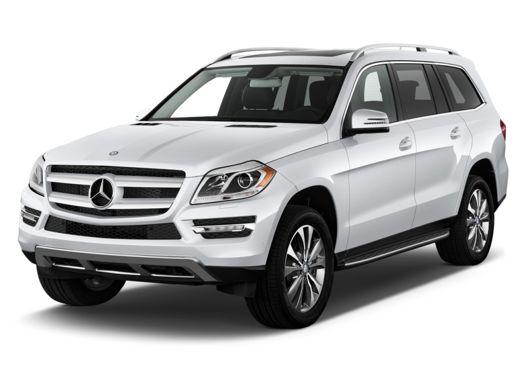 2015 Mercedes-Benz GL Class Review, Ratings, Specs, Prices, and Photos -  The Car Connection