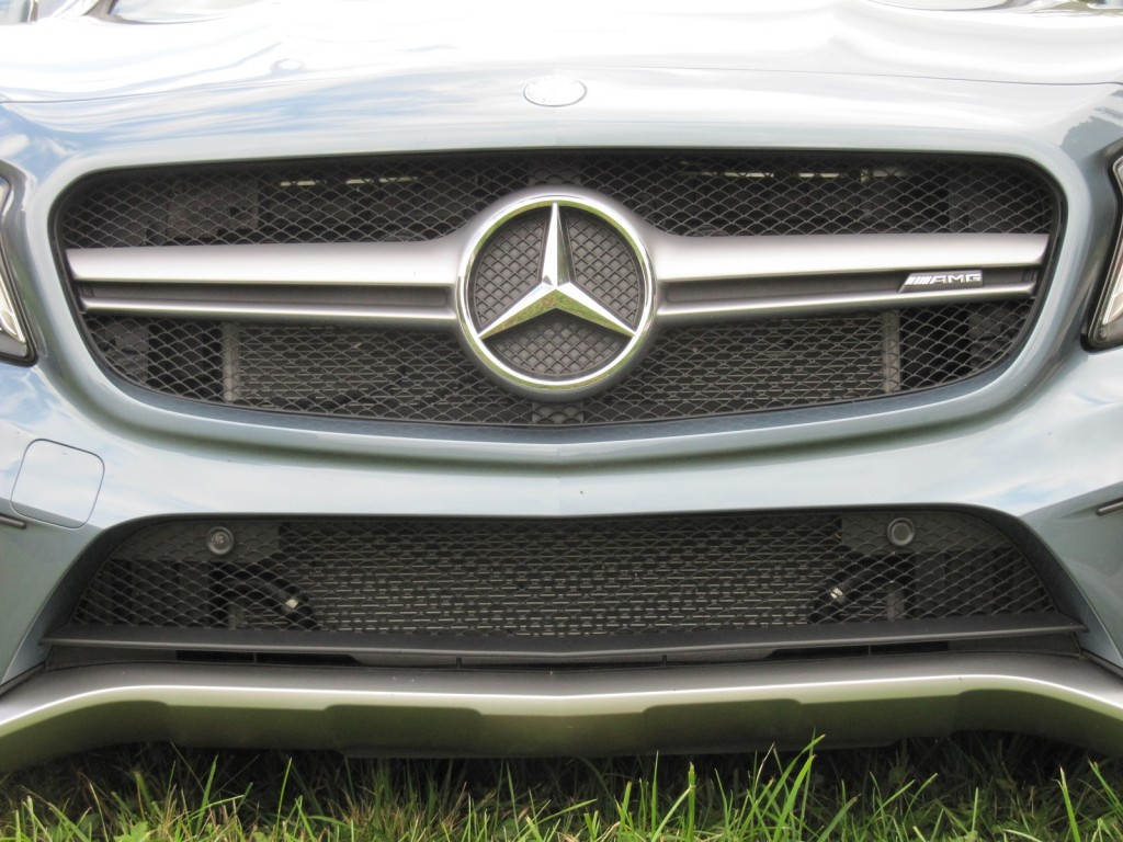 2015 Mercedes-Benz GLA 45 AMG, Vermont, Oct 2014