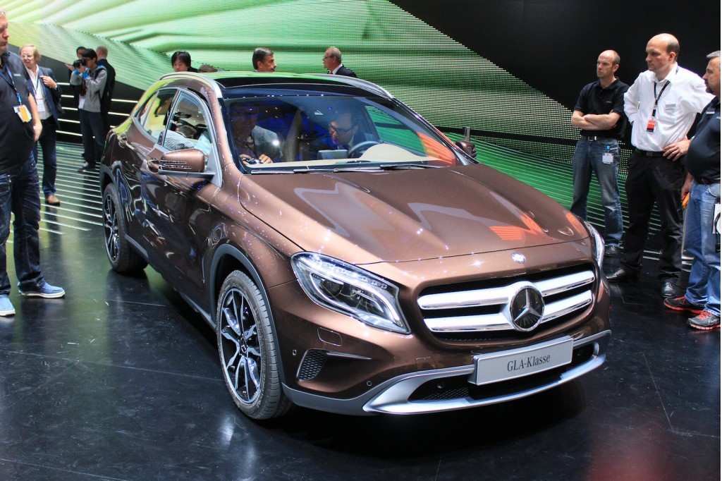 Mercedes Gla Gas Mileage
