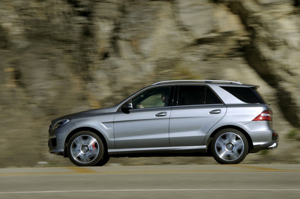 New and Used Mercedes-Benz M Class: Prices, Photos, Reviews