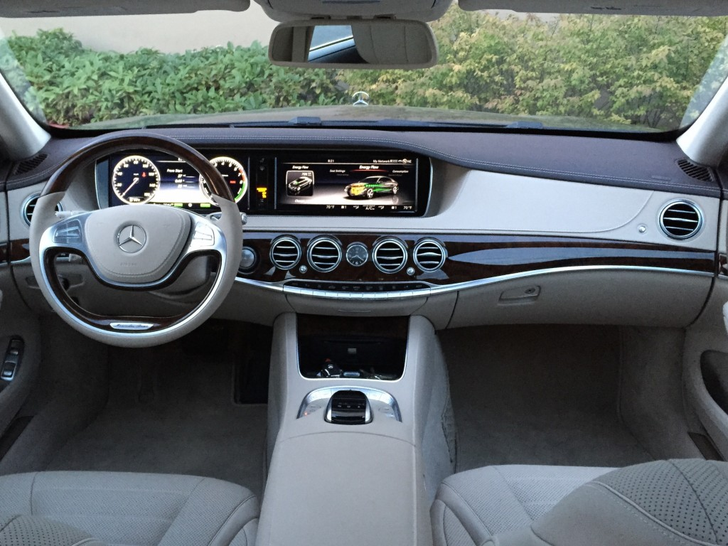 Image: 2015 Mercedes-Benz S550e Plug-In Hybrid, size: 1024 ...