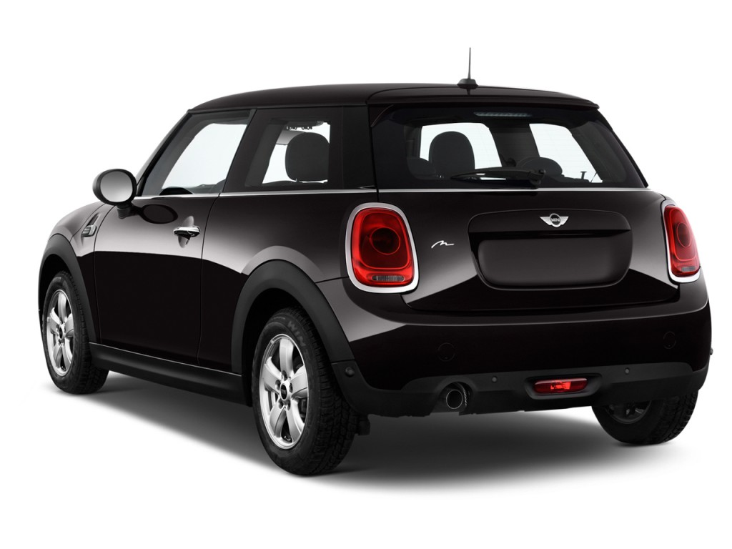 image 2015 mini cooper 2 door hb angular rear exterior view size 1024 x 768 type gif. Black Bedroom Furniture Sets. Home Design Ideas