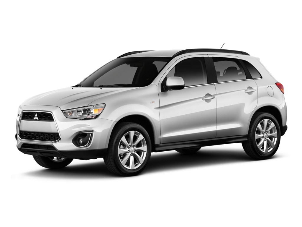 2015 Mitsubishi Outlander Sport Review, Ratings, Specs