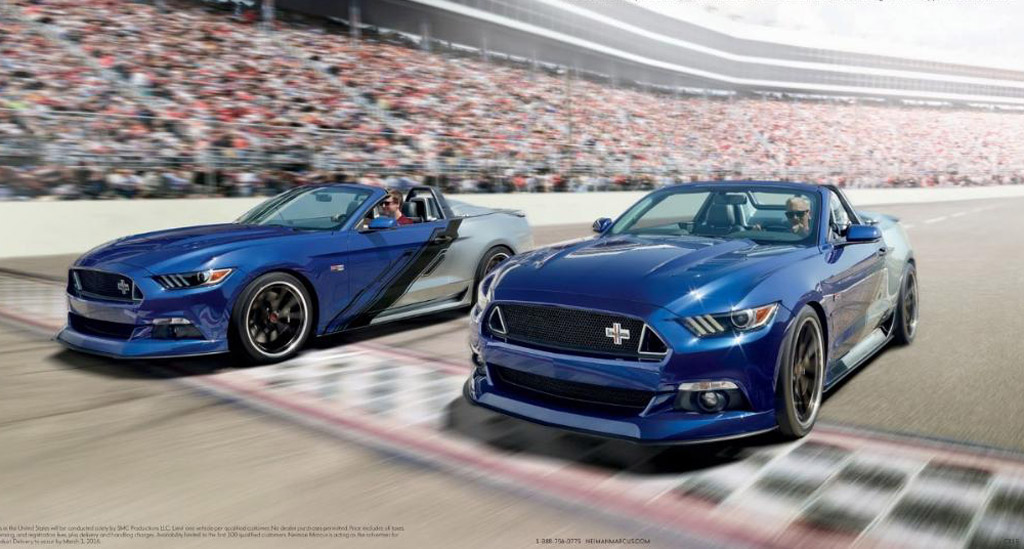 700-Horsepower Ford Mustang Makes It Into Neiman Marcus ...