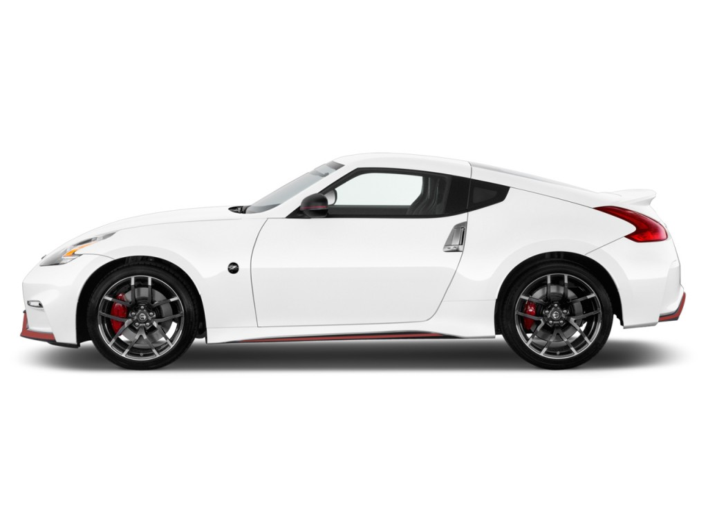 Image 2015 Nissan 370z 2 Door Coupe Auto Nismo Side Exterior View Size 1024 X 768 Type Gif