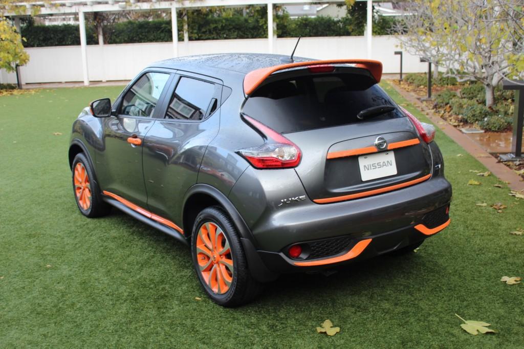 2015 Nissan Juke  -  Quick Drive, November 2014
