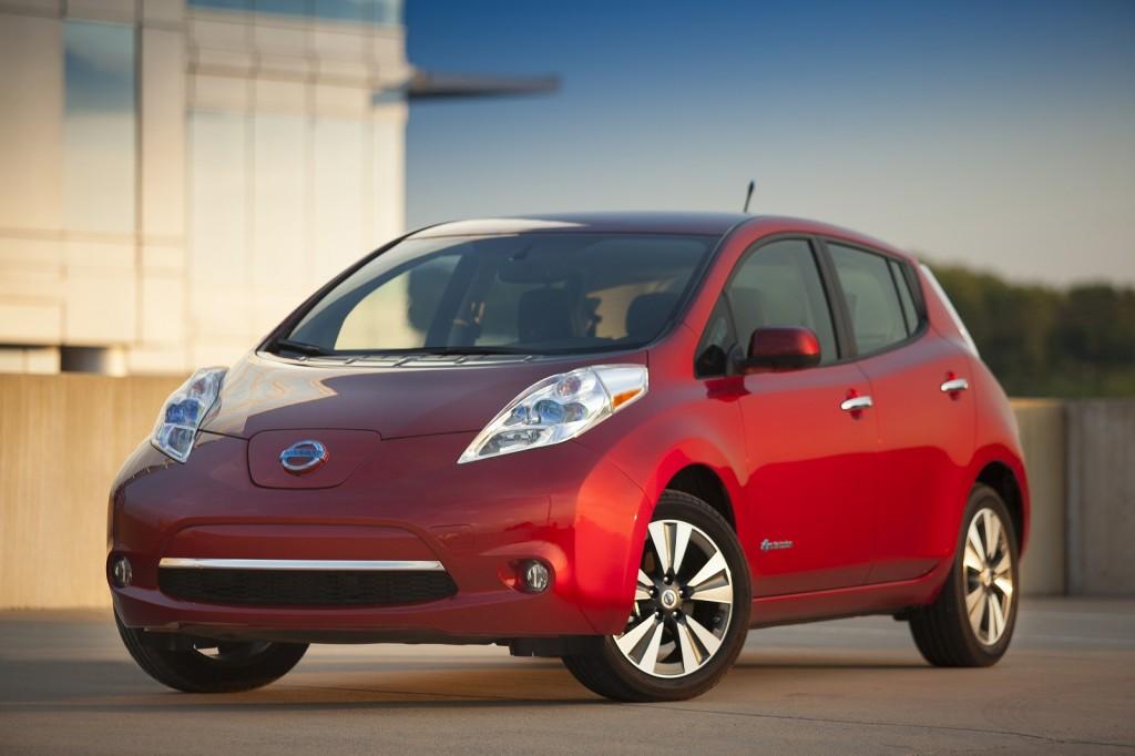 2013-2015 Nissan Leaf recalled for braking problem, 46,000 vehicles affected