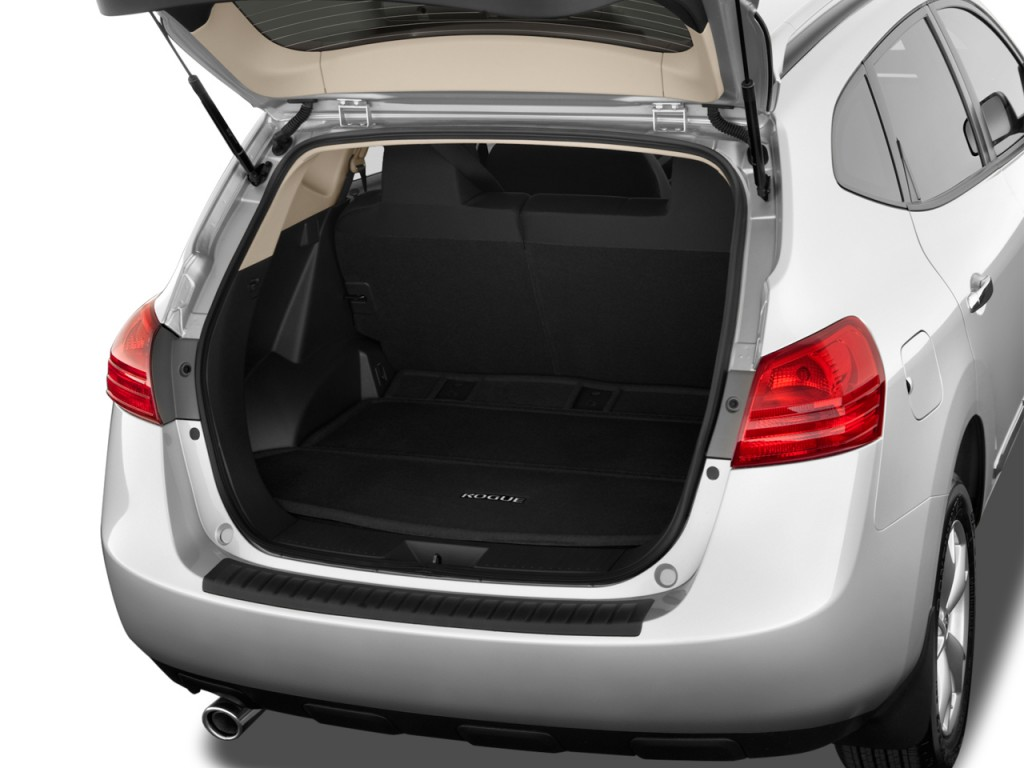 image 2015 nissan rogue select fwd 4 door s trunk size 1024 x 768 type gif posted on. Black Bedroom Furniture Sets. Home Design Ideas