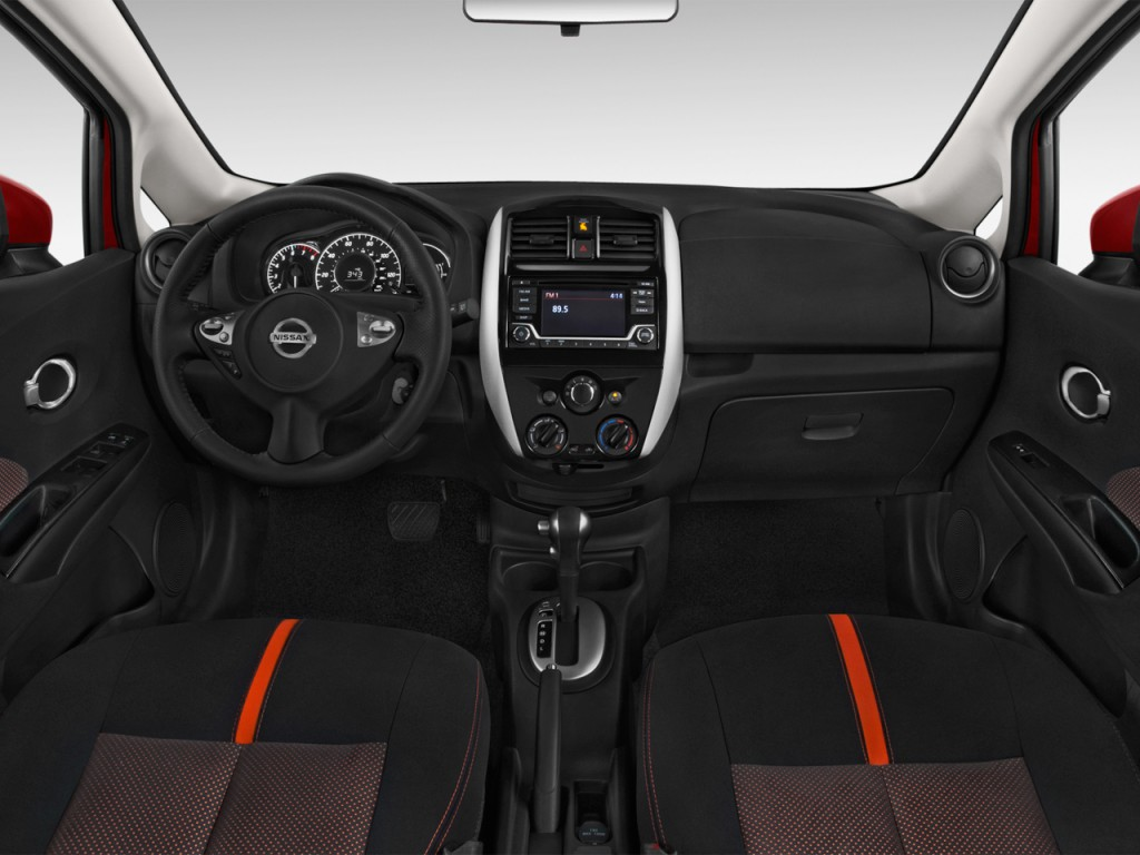 Image 2015 Nissan Versa Note 5dr Hb Cvt 1 6 Sr Ltd Avail