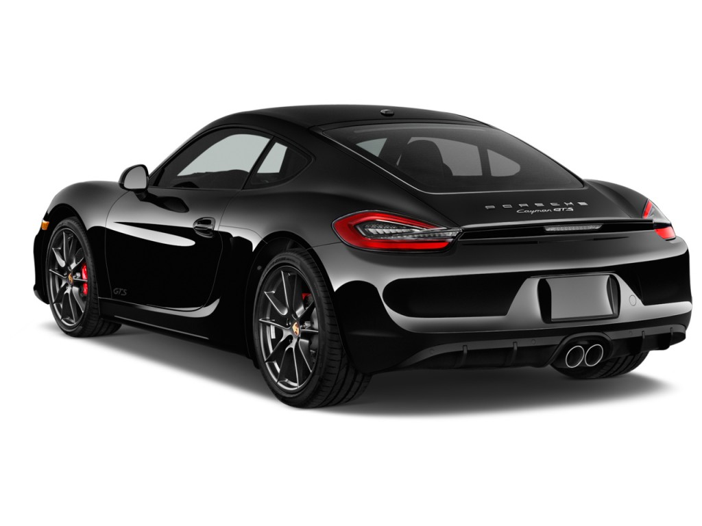 Image 2015 Porsche Cayman 2 Door Coupe Gts Angular Rear Exterior View Size 1024 X 768 Type