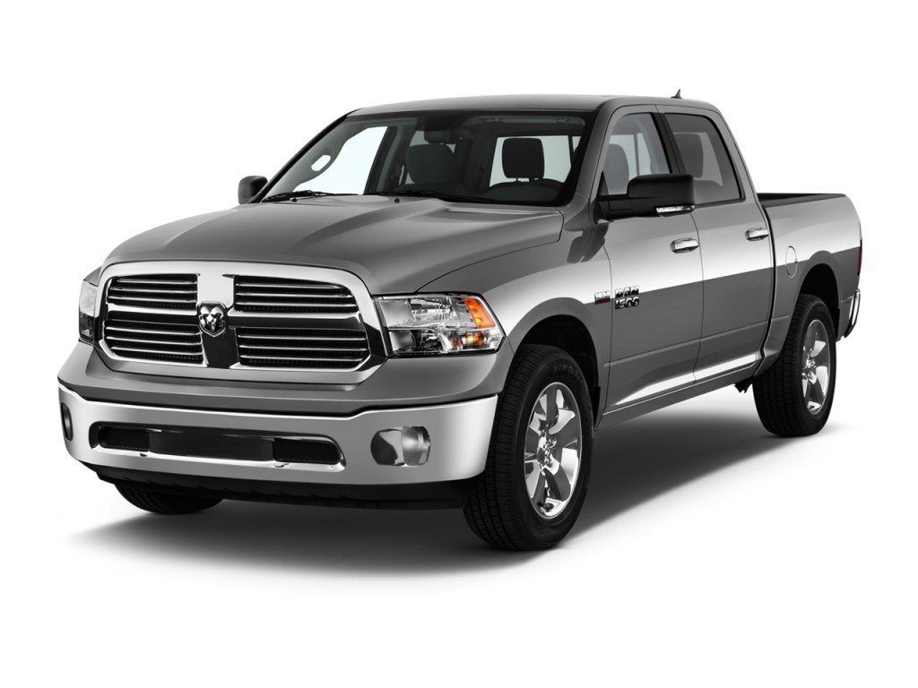 2017 Ram 1500 Review Ratings Specs Prices And Photos The Car Connection