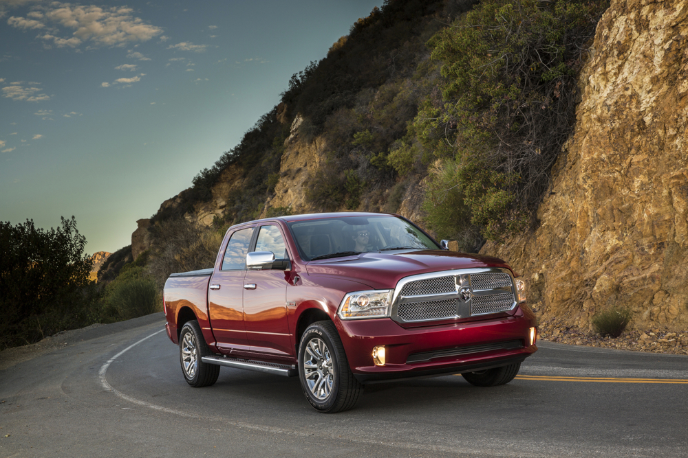 Diesel Ram 1500 and Jeep Grand Cherokee models recalled for stalling risk