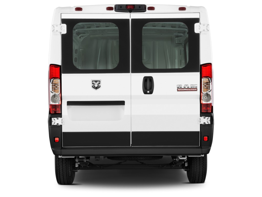 Image 2015 Ram Promaster 1500 Low Roof 118 Quot Wb Rear