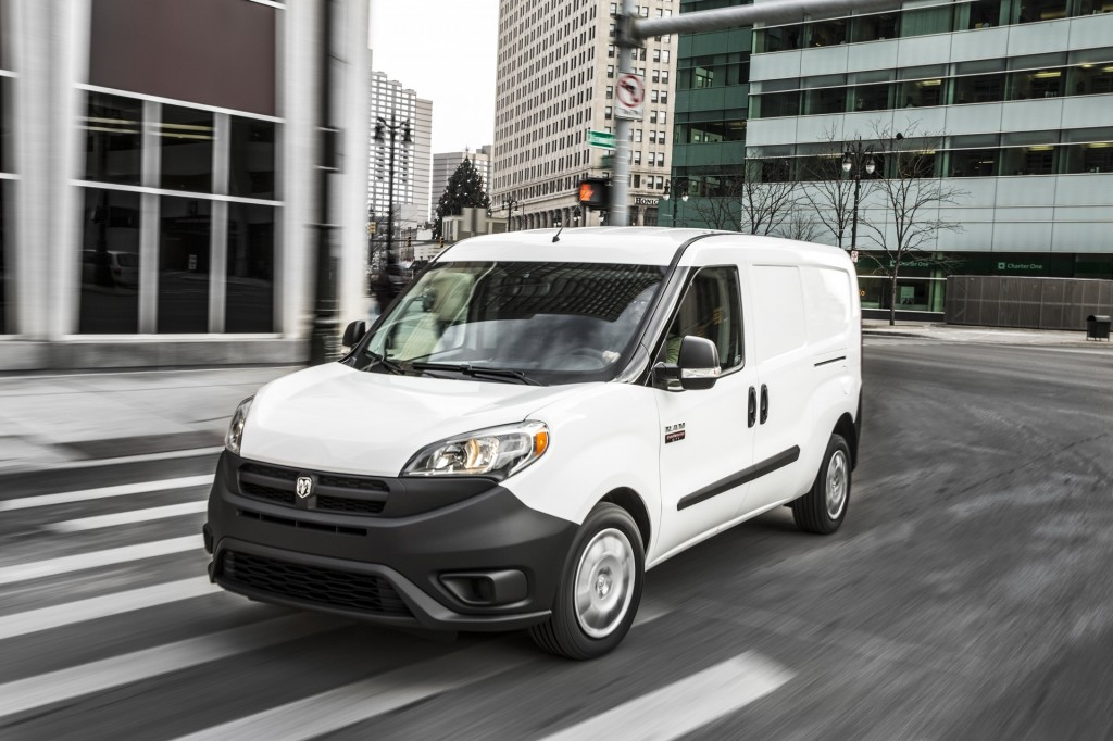 4fdd153cd0 2015 Ram ProMaster City Review