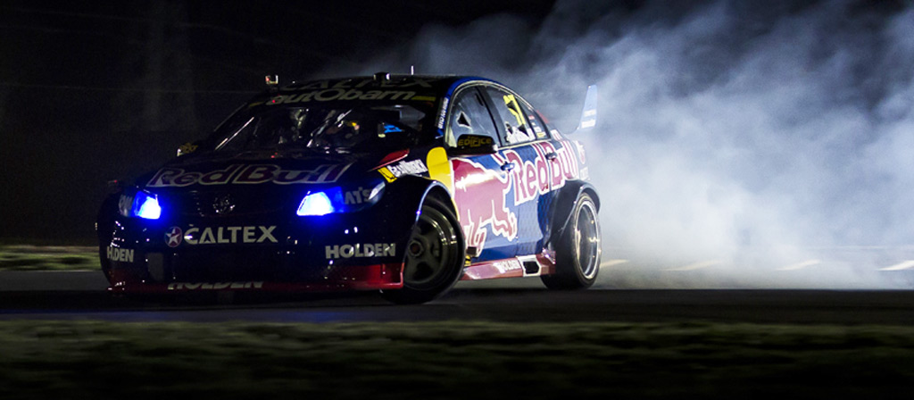 Red Bull Turns Australia Supercars Commodore Into Wild Drift Machine