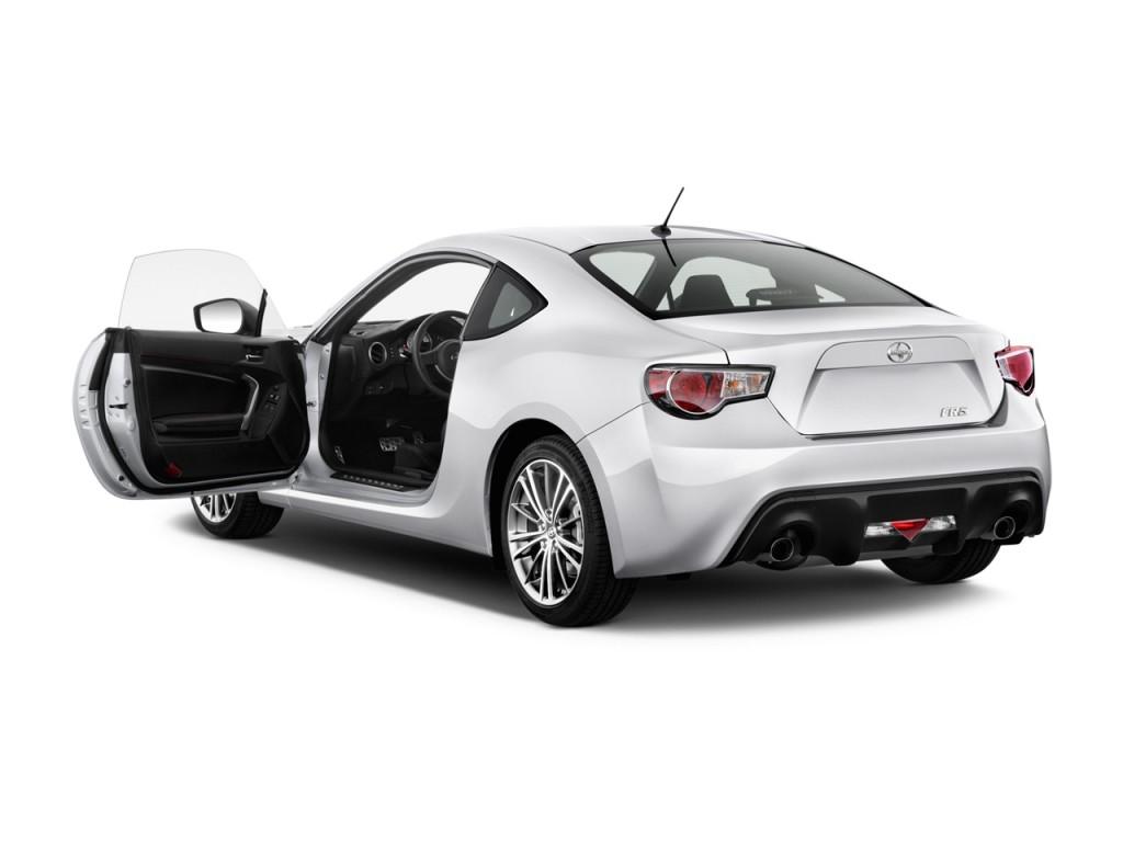Attractive 2015 Scion FR S 2 Door Coupe Auto (Natl) Open Doors