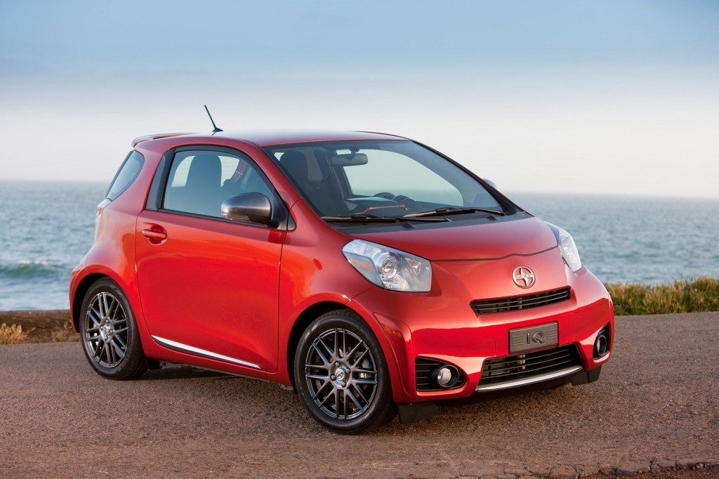 Scion iQ To Be Pulled Off Sale As Tiny Car Fails To Sell In U.S.