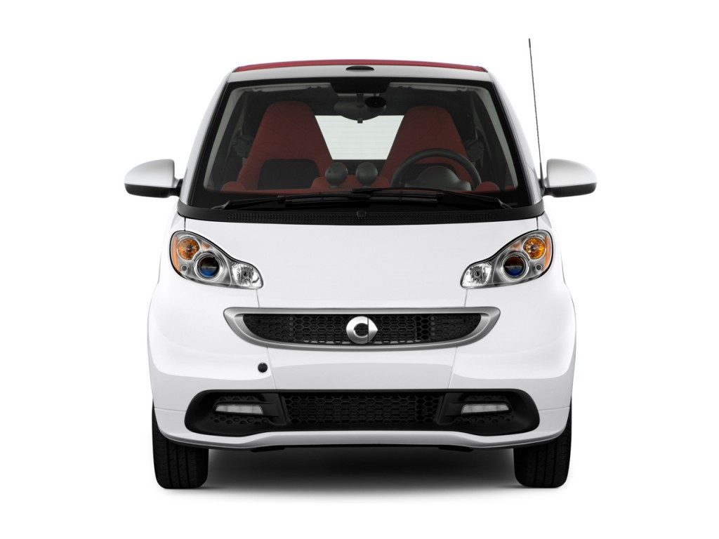 image 2015 smart fortwo 2 door cabriolet passion front. Black Bedroom Furniture Sets. Home Design Ideas