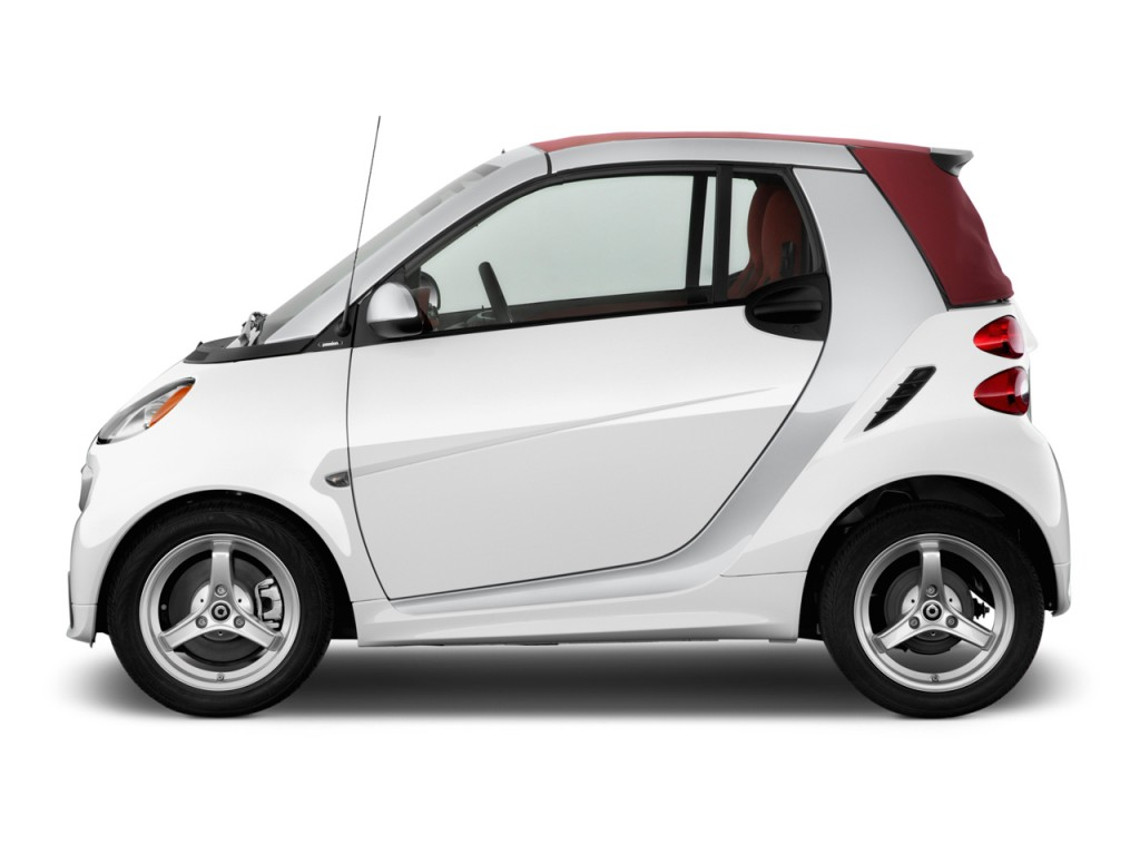 image 2015 smart fortwo 2 door cabriolet passion side exterior view size 1024 x 768 type. Black Bedroom Furniture Sets. Home Design Ideas
