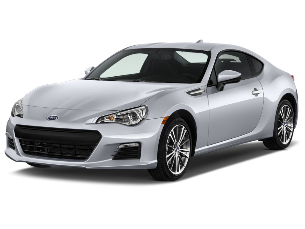 Image 2015 Subaru Brz 2 Door Coupe Auto Limited Angular
