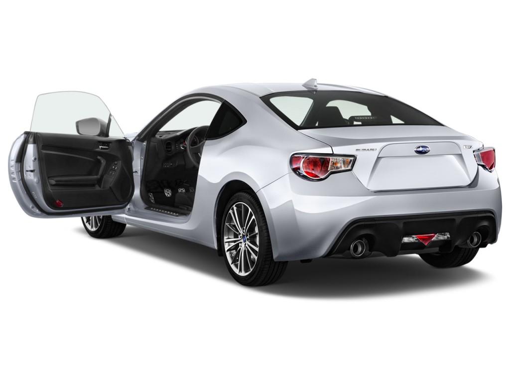 Image 2015 Subaru Brz 2 Door Coupe Auto Limited Open