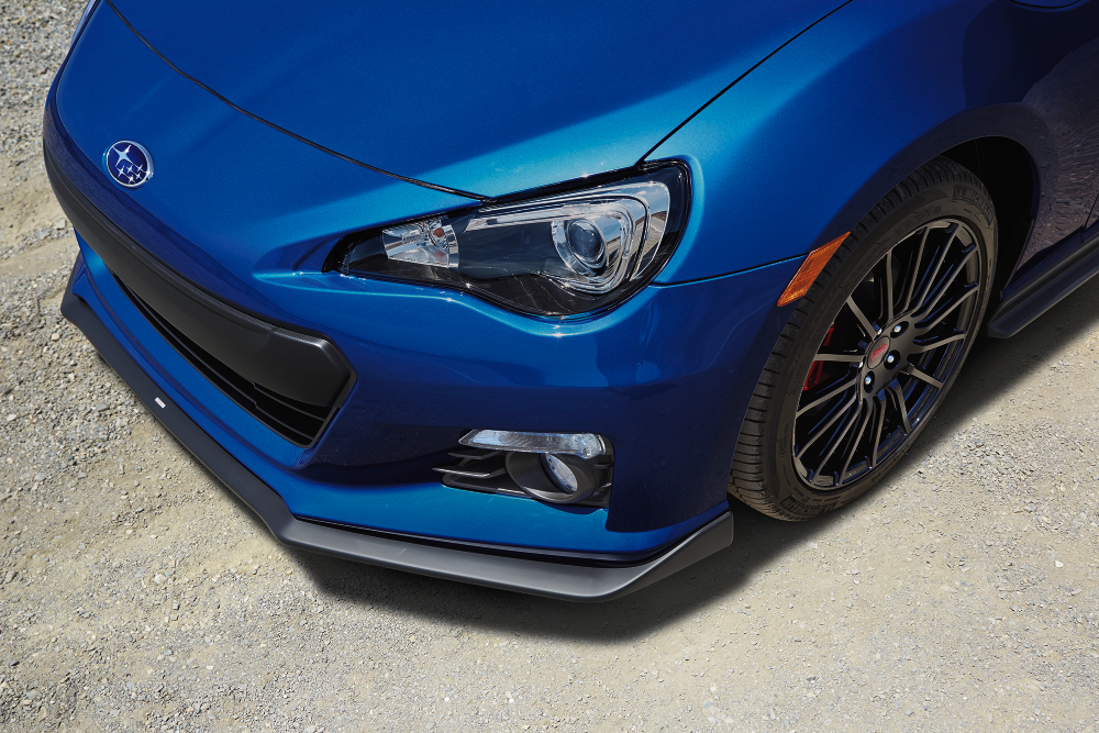2015 Subaru Brz Series Blue Special Edition Announced