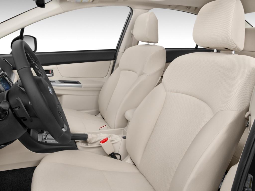 image 2015 subaru impreza 4 door auto premium front seats size 1024 x 768 type gif. Black Bedroom Furniture Sets. Home Design Ideas