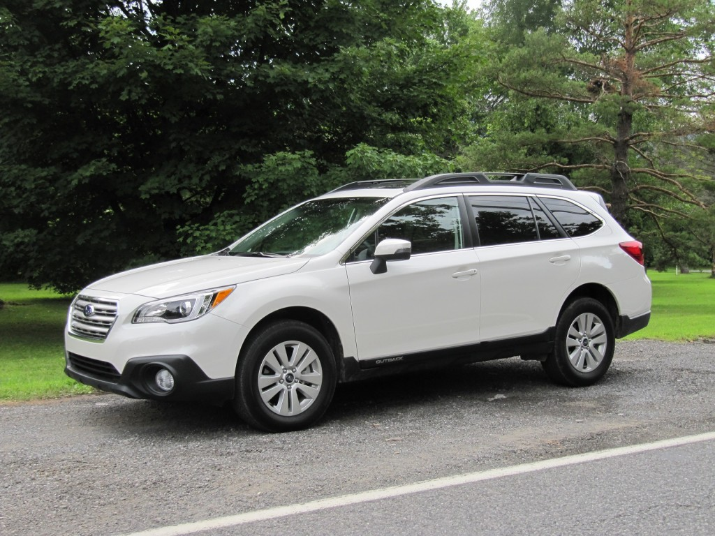2015 Subaru Outback Gas Mileage Review Of Crossover Wagon Utility
