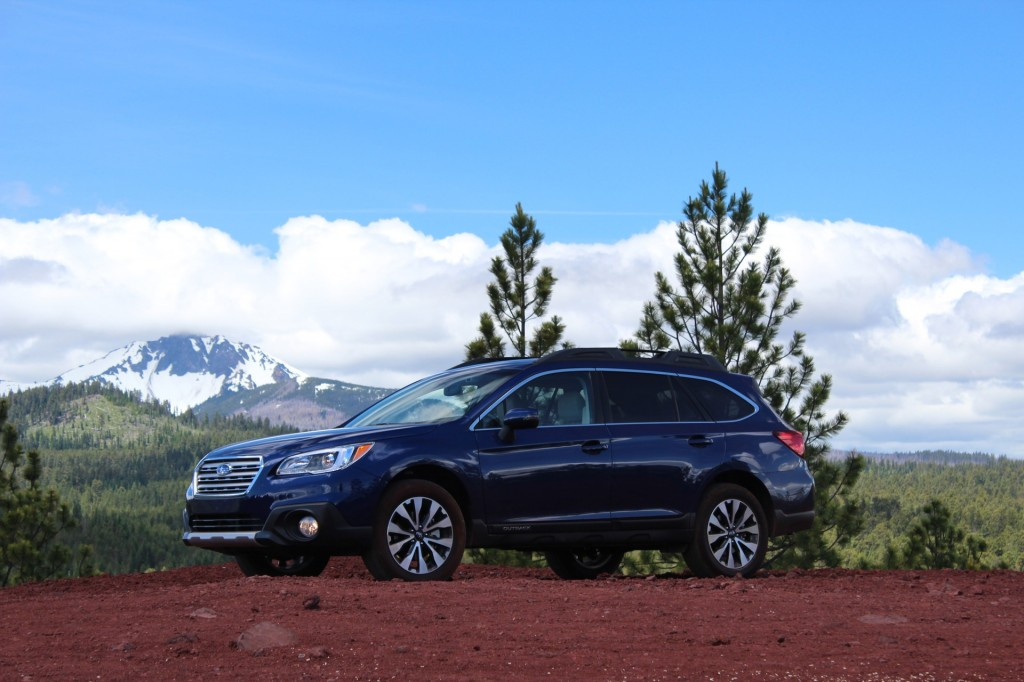 2015 Subaru Outback: First Drive