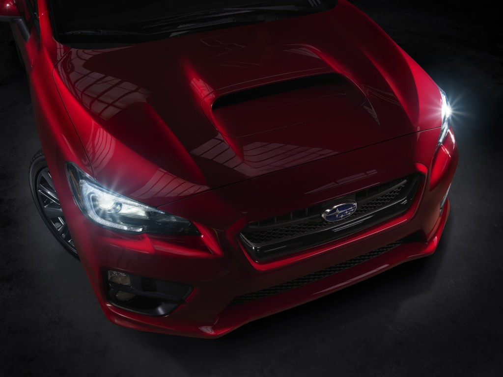 2015 Subaru WRX teased ahead of 2013 Los Angeles Auto Show debut
