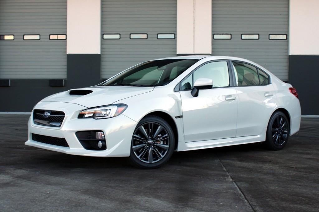 2015 Subaru Wrx Video Road Test