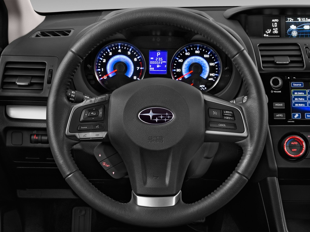 image 2015 subaru xv crosstrek 5dr cvt premium steering wheel size 1024 x 768 type gif. Black Bedroom Furniture Sets. Home Design Ideas