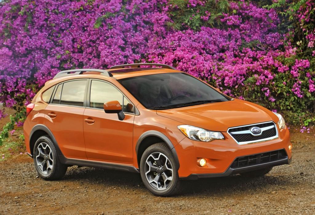 2015 Subaru XV Crosstrek Gets More Features, Refinement Upgrades
